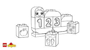 Small Picture LEGO DUPLO Caterpillar coloring page Coloring page LEGO