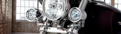 <b>Motorcycle Auxiliary Lights</b> | Light Bars & Kits, <b>LED</b> Lamps ...