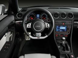 Audi Rs4 2001 Audi Technical Specifications And Fuel Consumption Economy