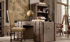 vintage style office furniture vintage style office american retro style industrial furniture desk