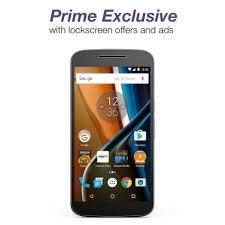 Amazon.com: Moto G (4th Generation) - Black - 16 GB - Unlocked ...