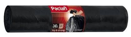 <b>Мешки для мусора Paclan</b> Big&Strong 240 л (20 шт.) — купить по ...