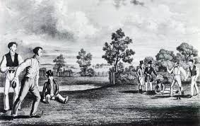 Colonial American Game – Quoits