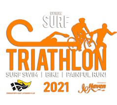 Perranporth <b>Extreme Surf</b> Triathlon 2021    Perranporth Triathlon