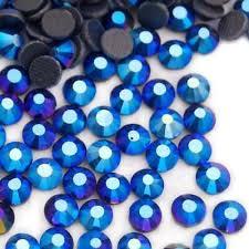 1440pcs Hotfix Iron-On Flatback Rhinestones Beads <b>SS6 Crystal</b> ...