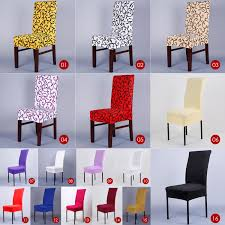 Stretch Dining Room Chair Covers Cover Stool Promotion Shop For Promotional Cover Stool On