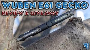 <b>Wuben Gecko E61</b> Pen Light Review (Multifunction, 130 Lumens ...
