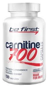 Купить be First <b>L</b>-<b>Carnitine</b> Capsules 700, <b>120</b> капсул, цены в ...