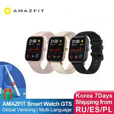 <b>Global Version NEW Amazfit</b> GTS Smart Watch 5ATM Waterproof ...