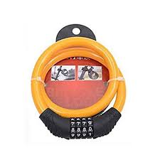 Buy ONEVER <b>Cycling Security 4 Digit</b> Combination Password Bike ...