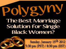 Is Polygamy a Viable Option for Single Black Women Seeking     Surviving Dating  Click here to go directly to the show page on polygamy in the black community