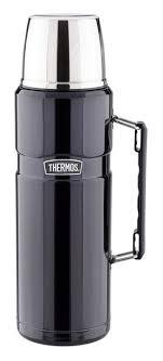 Купить <b>Термос THERMOS SK 2010</b> Matte Black, 1.2л, черный в ...