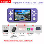 <b>RG351P ANBERNIC Retro</b> Game PS1 RK3326 64G Open Source ...