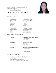 College Graduate Resume Sample  sample resume for undergraduate      how to write an essay about yourself