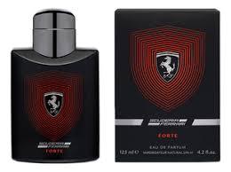 <b>Ferrari Scuderia Ferrari Forte</b> — мужские духи, парфюмерная и ...