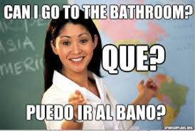 Spanish Teacher Memes | SpanishPlans.org via Relatably.com