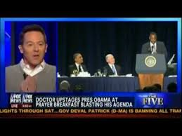 Image result for ben carson prayer breakfast