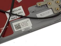 GK2CJ – Red – <b>For Dell Inspiron 14R</b> (5421 / <b>5437</b>) / 14 (3421 ...