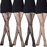 Black Bat <b>print Gothic</b> pantyhose Leggings Punk <b>Halloween</b> Cosplay