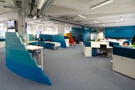 blue curved office desk dividers blue curved office desk dividers