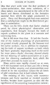 disease in plants by h marshall ward that some substance of a slimy nature was manufactured in the cells of the leaves and thence distributed as the formative material from