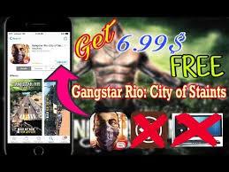 Get 6.99$ FREE Game Gangstar Rio: City of Staints No Jailbreak/PC ...