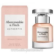 Abercrombie & Fitch <b>Authentic Woman</b> - купить туалетную воду ...