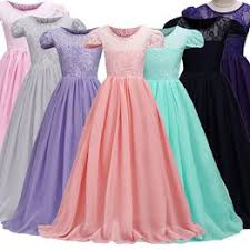 <b>Children</b> Gift Fashion Girl Tulle <b>Dress Kids Dresses</b> Elegant <b>Evening</b> ...