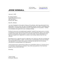 Examples Cover Letter  how to write a cover letter for customer