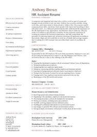 Coordonnatrice Des Ressources Humaines Exemple de CV   Base de