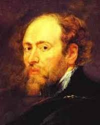 <b>Peter Paul</b> Rubens Self Portrait without a Hat - Peter-Paul-Rubens-Self-Portrait-without-a-Hat
