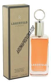 Karl Lagerfeld <b>Lagerfeld Classic туалетная</b> вода 50 ml мужские ...