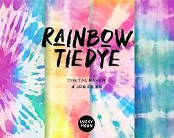 <b>Rainbow tie dye</b> | Etsy