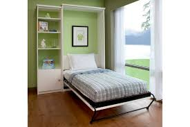 a small bedroom can recapture space with a murphy bed aliance murphy bed desk