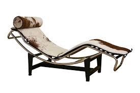 baxton studio le corbusier chaise lounge chair baxton studio lounge chair