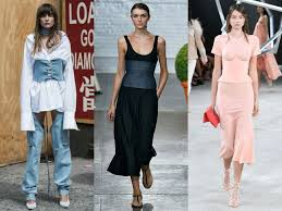 Resultado de imagen de corset moda 2017