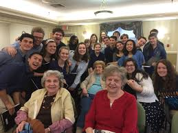abington senior high school select choir serenades senior groups the abington senior high school select choir again provided residents of nursing and retirement homes musical selections as their gifts to seniors