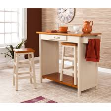 Kitchen Space Saver Interior The White Wooden Space Saving Kitchen Table In The