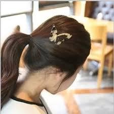 Know NI <b>Korea fashion</b> Leopard print bow <b>frog</b> clip hair bangs clip ...