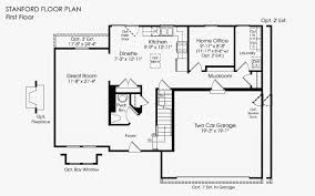 Building A Ryan Homes Stanford  We    re Building a House For now  I will leave you   an image of the newly designed Stanford floor plan that we will be building