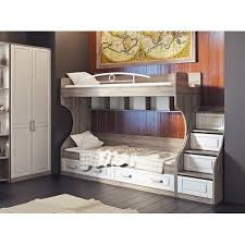 <b>Двухъярусная кровать Timberica Кровать</b> 2-ярусная Фрея (F3) в ...