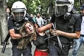 Repressione della democrazia?