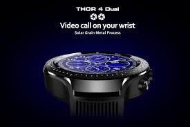 <b>New</b> Zeblaze THOR 4 Dual 4G <b>Smart Watch</b> MTK6739 Quad Core ...