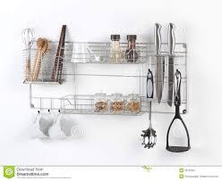 kitchen utensil: stainless shelf with kitchen utensil stainless shelf kitchen utensil  stainless shelf with kitchen utensil
