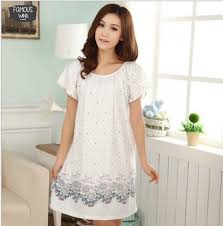 <b>2019</b> Size Plus <b>Nightgowns</b> For Women <b>2019</b> Floral <b>Summer</b> ...