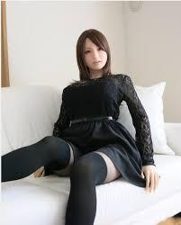 2018 New <b>65cm</b> Full <b>Silicone</b> Sex Doll <b>High Quality</b> Half Entity Real ...