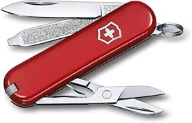 Victorinox Swiss Army Classic SD Pocket Knife, Red ... - Amazon.com