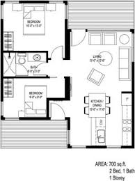 images about TO BEDROOM HOUSE FLOOR PLANS on Pinterest    Wow  Here is a great bedroom floorplan   a front and back porch