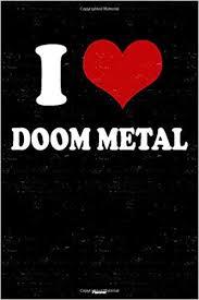 <b>I Love Doom</b> Metal Planner: Doom Metal Heart Music Calendar ...