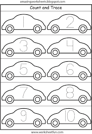 best ideas about number tracing number writing cars number tracing 1 10